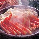 塩釜焼き蟹